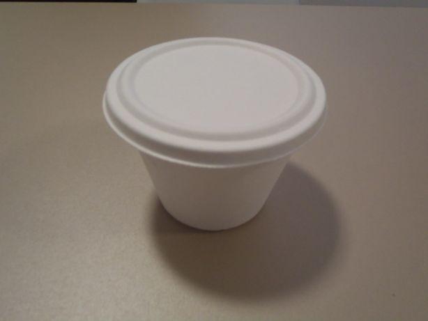 Pokrywka miski do zup na wynos 500ml EKO 50szt