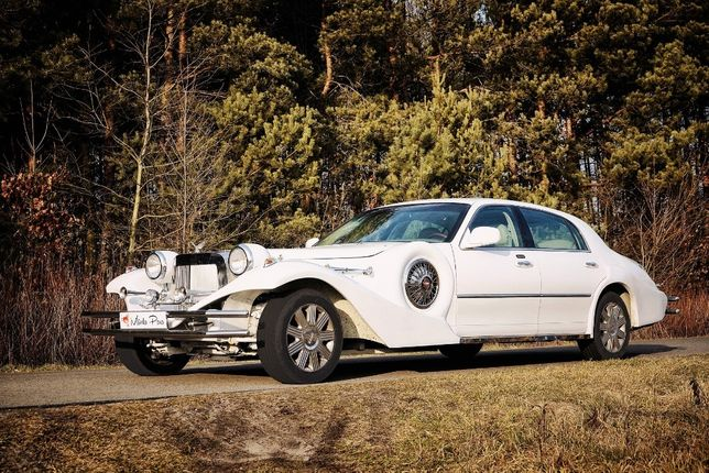 Auto do Ślubu Lincoln Limuzyna