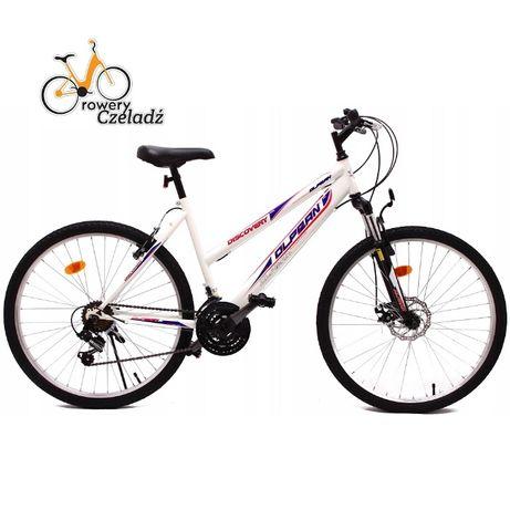 "Olpran DISCOVERY DISC rower górski 26"" - SHIMANO"