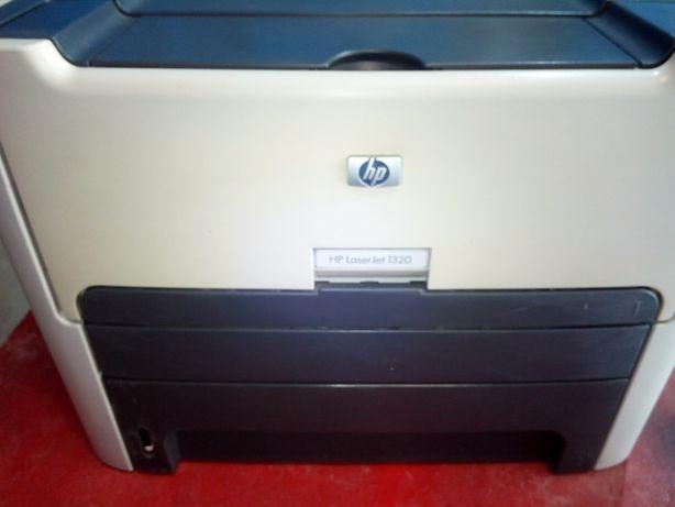 HP LJ 1320 принтер лазерный 38000 стр