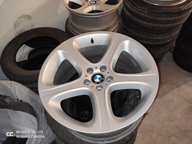 Оригинальные диски BMW, 87-й стиль R20 разноширокие.