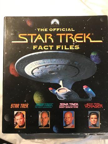 The Oficial Star Trek Fact Files