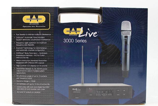 Радиосистема CAD AUDIO WX3000 профессиональный радиомикрофон