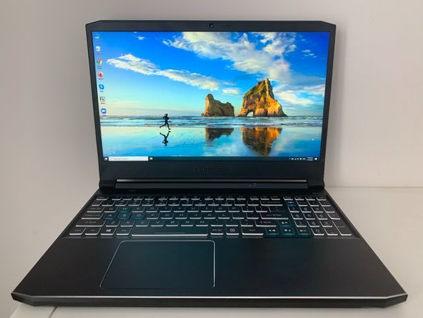 Игровой ноутбук Acer Predator Helios 300, i7-10750H, GeForce RTX 2060
