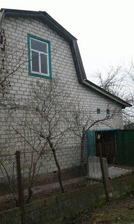 Кирпичная 2-х этажная дача в Березанке (Код: 454796 Э)