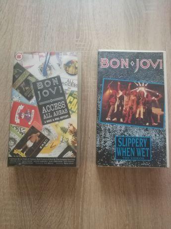Bon Jovi 2x VHS