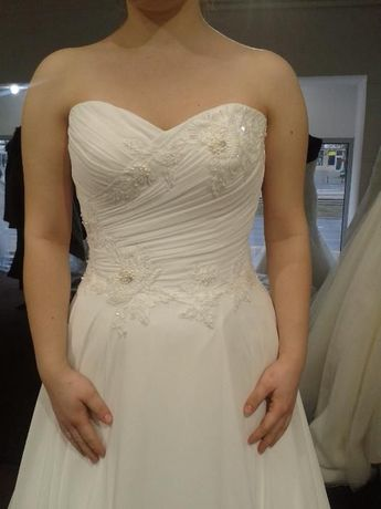 Suknia Ślubna Sincerity 3781
