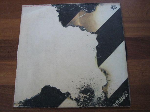 Płyta winylowa REPUBLIKA Nieustanne Tango 1984r-w Idealnym Stanie