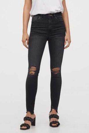 High Ankle Jeans H&M nowe rozmiar 42