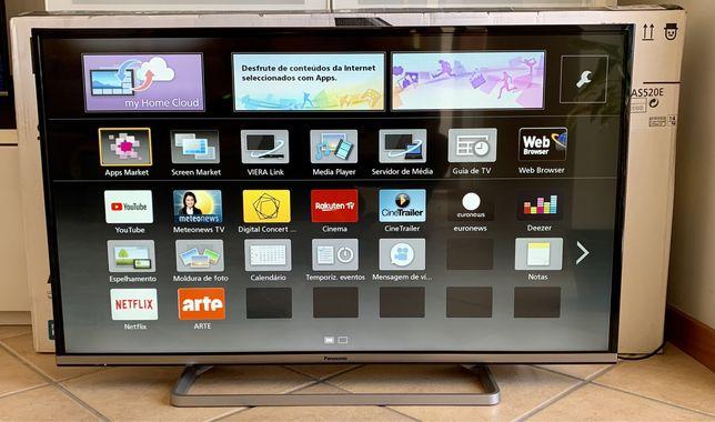 TV LCD FHD Panasonic TX42-AS520E