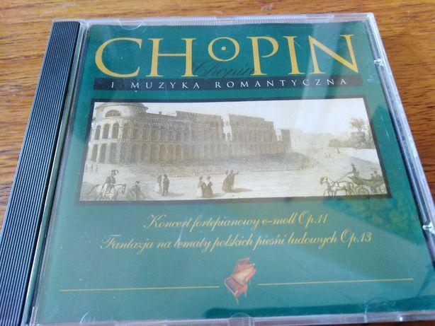 Chopin i muzyka romantyczna, CD