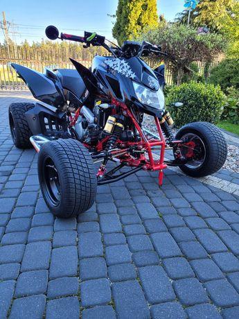 Quad Access Triton 450 Homologacja 14kw Supermoto !!!