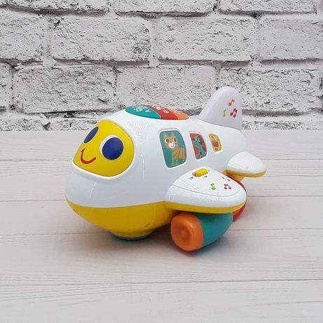 """Музыкальная игрушка """"Крошка Самолет"""" Play Smart (7724)"""