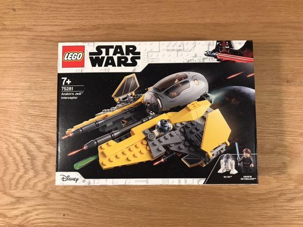 LEGO Star Wars 75281 - Jedi Interceptor Anakina