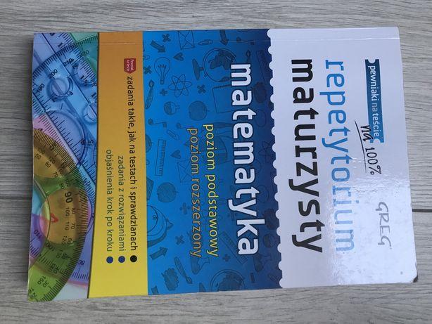 Repetytorium maturzysty matematyka greg