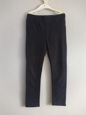 Spodnie getry h&m na 128 cm 7/8 lat