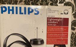 PHILIPS słuchawki bezprzewodowe SBC HC8430