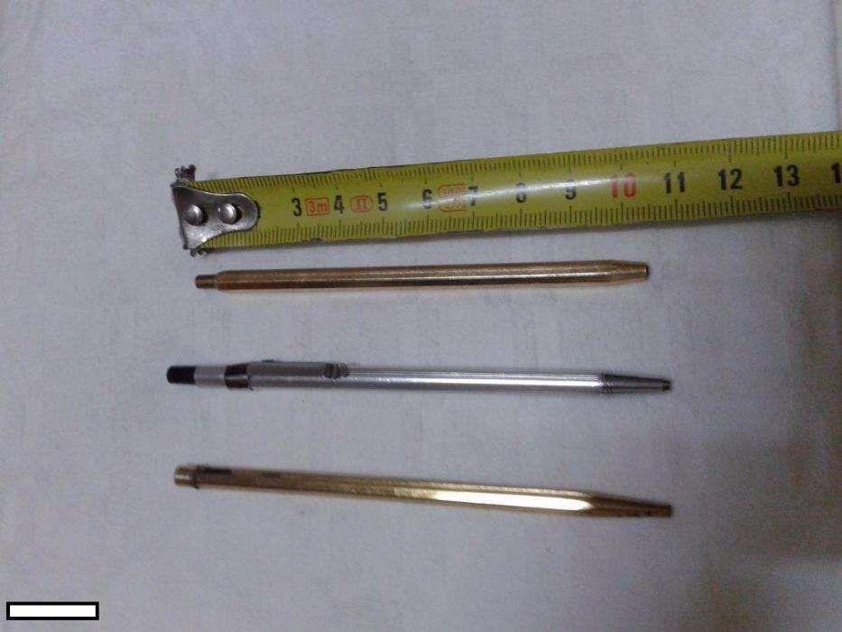 caneta micro miniatura Guarda - imagem 1