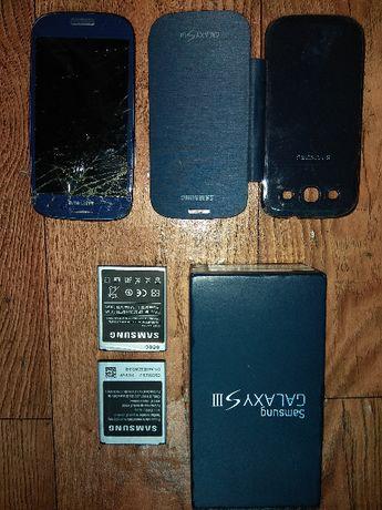 Смартфон Samsung Galaxy S3 Duos I9300i