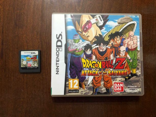 Dragon Ball Z: Attack Of The Saiyans | Nintendo DS / 3DS