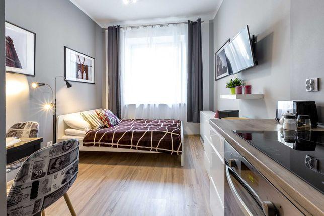 Mieszkanie do wynajęcia wyposażone, nowe z Internetem BEZ PROWIZJI