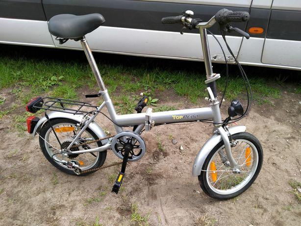 Rower składany Toppedo