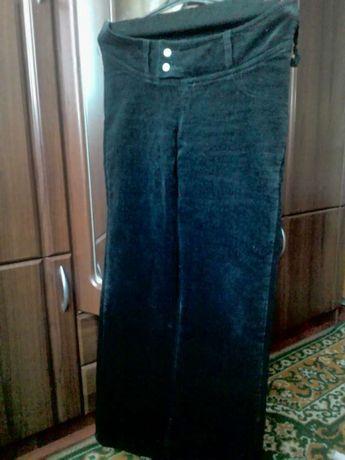 Теплые вельветовые штаны для беременных