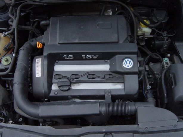 Двигатель 1.6 16v AUS ATN Golf Skoda Volkswagen Seat