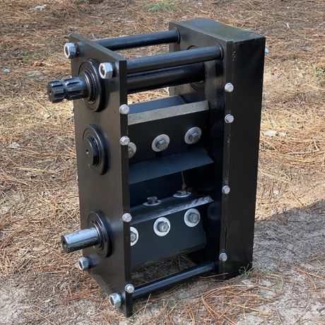 Измельчитель/дробилка веток Подрібнювач гілок режущий модуль до 80мм