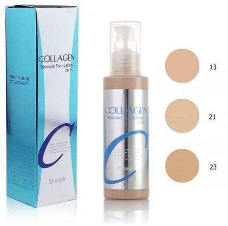Collagen, тоналка коллаген. Крем