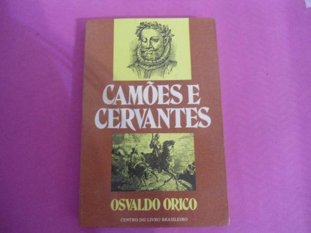 Camões e Cervantes por Osvaldo Orico