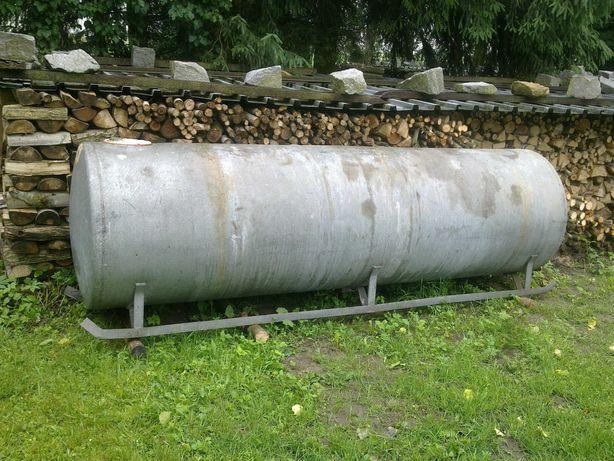 zbiornik  beczka na paliwo 2000 l.