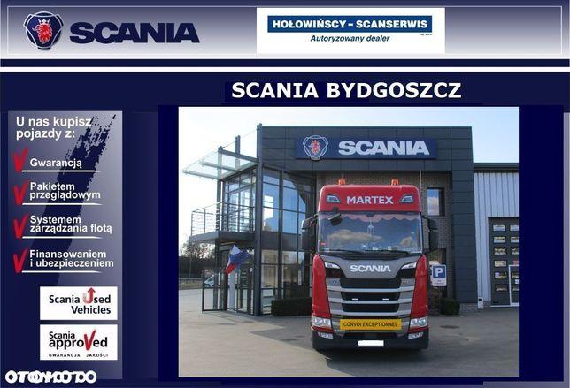Scania S500a6x2/4na  Euro6