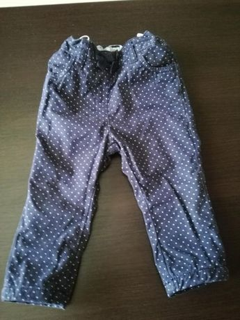 Spodnie 68