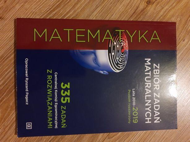 Zbiór zadań maturalnych poziom rozszerzony