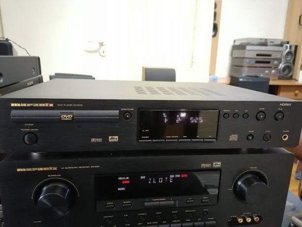 Odtwarzacz CD DVD Marantz DV7010, ładny
