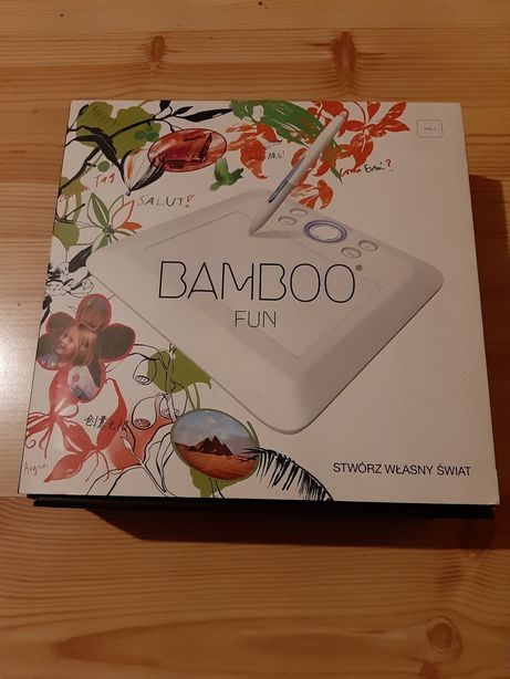 Tablet bamboo fun 450