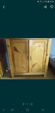 Komoda drewniana do renowacji