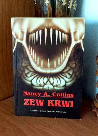 Zew Krwi Nancy A. Collins horror thriller sensacja wilkołaki seks