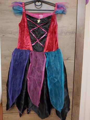 Хеллоуин платье