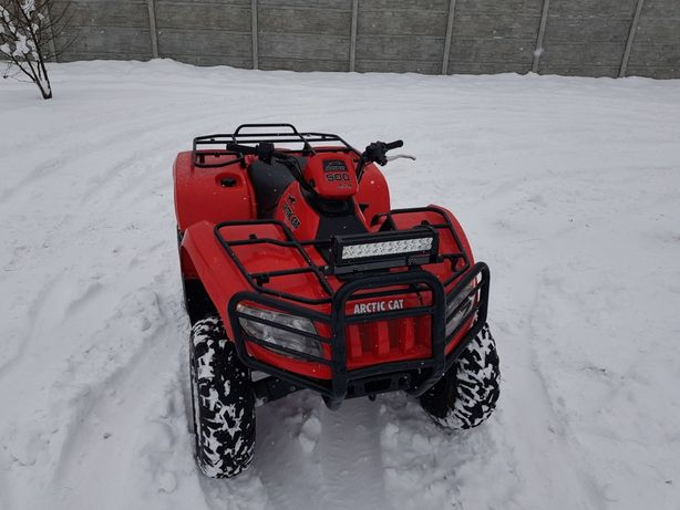 Arctic Cat 500 grizzly