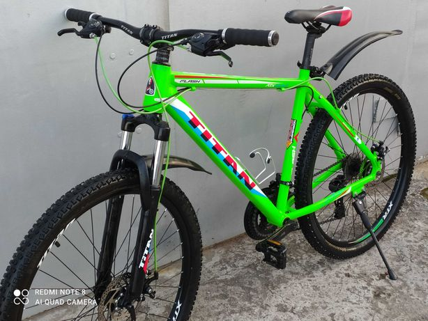 Велосипед  Алюминиевый горный Titan Flash -27.5 дюймов