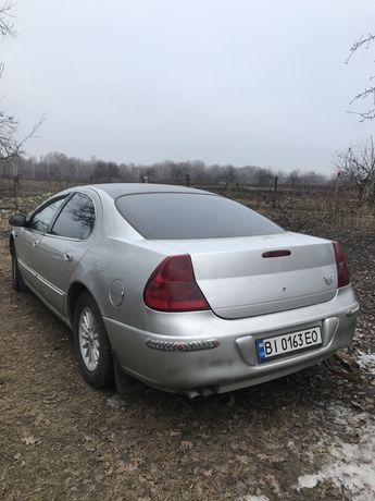 Продам Chrysler 300m ГАЗ/БЕНЗ.