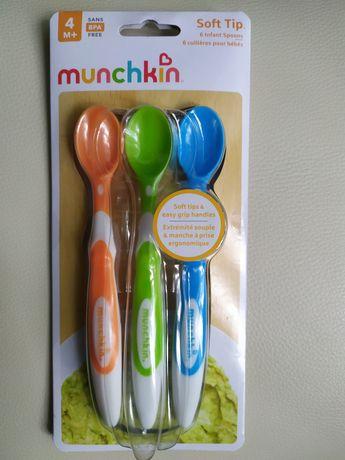 Ложечки для прикорма Munchkin