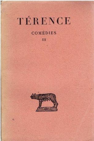 Terencio - Comédies III