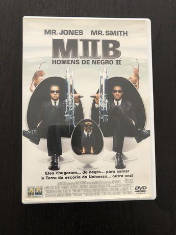 DVD MIB: Homens de Negro II - portes incluídos