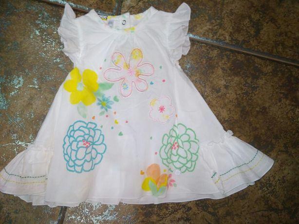 Платье IDO 68-74 с. нового