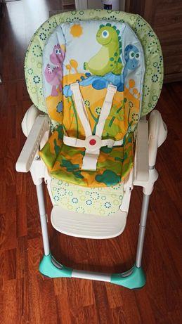 Krzesło do karmienia CHICCO POLLY 2 w 1