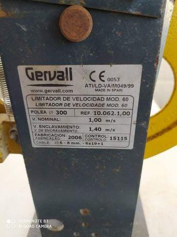 Limitador velocidade Gervall