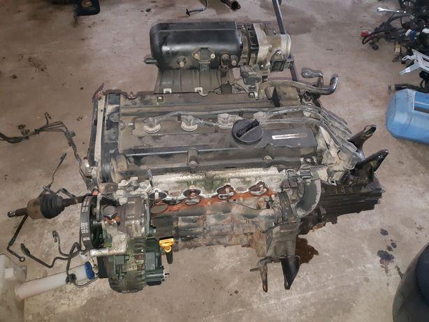 Киа черато cerato разбор 2006 двигатель 1.6 бензин состояние супер.нав